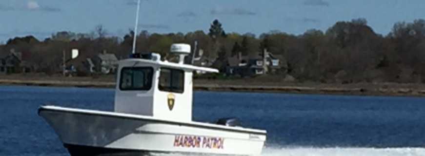 Ed Cabral Harbormaster in Warren RI