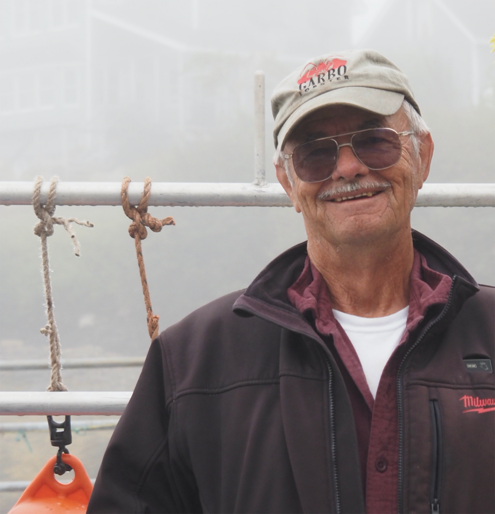 Dana B. Rice, Sr. - Harbormaster in Gouldsboro, Maine