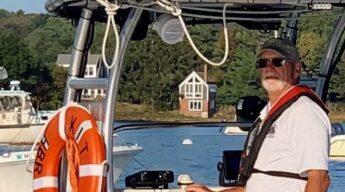 Chuck Moran, Deputy Harbormaster, Kittery, ME